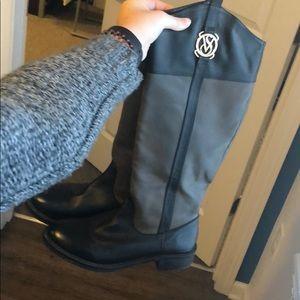 Victoria Secret Knee High Boots